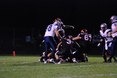 Oswego East Vs  Minooka 187