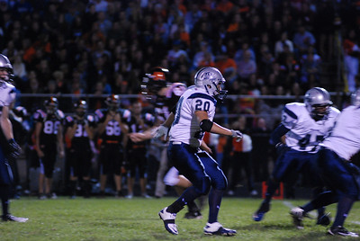 Oswego East Vs  Minooka 208