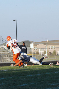 Oswego East Vs  Romeoville 010