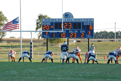 Oswego East Vs  Romeoville 045