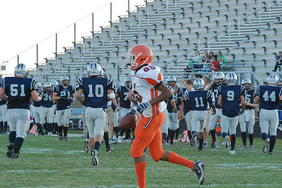 Oswego East Vs  Romeoville 021