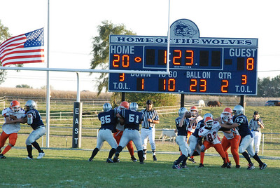 Oswego East Vs  Romeoville 046