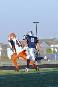 Oswego East Vs  Romeoville 009