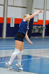 Oswego East VolleyBall Vs Oswego 017