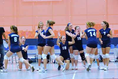 Oswego East VolleyBall Vs Oswego 010