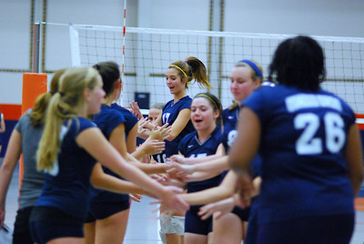 Oswego East VolleyBall Vs Oswego 262