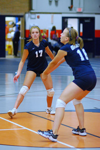 Oswego East VolleyBall Vs Oswego 287
