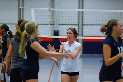 Oswego East VolleyBall Vs Oswego 266