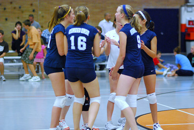 Oswego East VolleyBall Vs Oswego 270