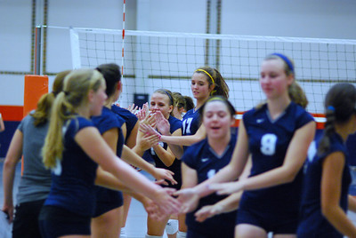 Oswego East VolleyBall Vs Oswego 263