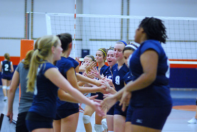 Oswego East VolleyBall Vs Oswego 261