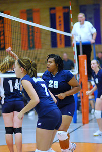 Oswego East VolleyBall Vs Oswego 284