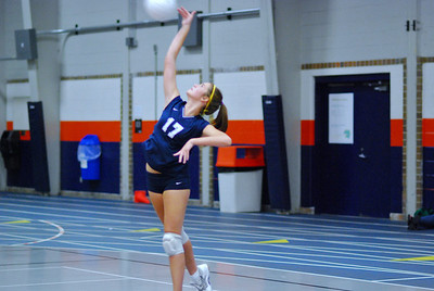 Oswego East VolleyBall Vs Oswego 282
