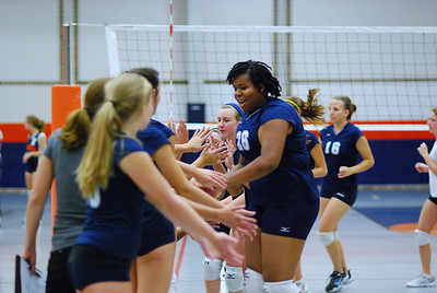 Oswego East VolleyBall Vs Oswego 259