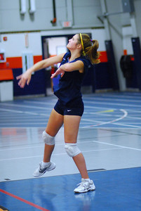 Oswego East VolleyBall Vs Oswego 286