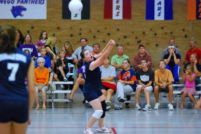 Oswego East VolleyBall Vs Oswego 304