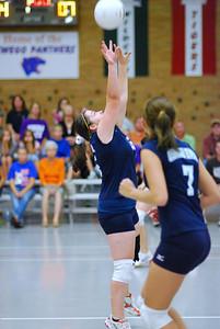 Oswego East VolleyBall Vs Oswego 292