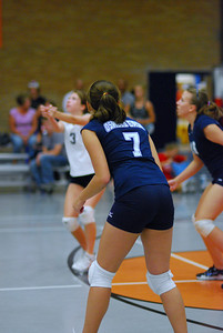 Oswego East VolleyBall Vs Oswego 291
