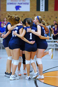 Oswego East VolleyBall Vs Oswego 268