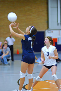 Oswego East VolleyBall Vs Oswego 275