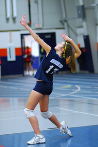 Oswego East VolleyBall Vs Oswego 285
