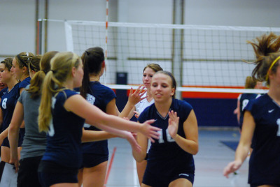 Oswego East VolleyBall Vs Oswego 265