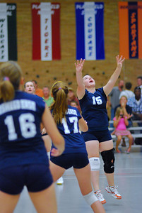 Oswego East VolleyBall Vs Oswego 276