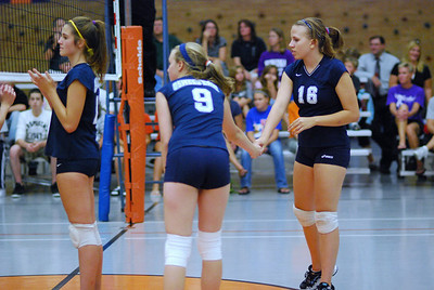 Oswego East VolleyBall Vs Oswego 271