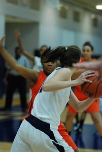 OE girls Basketball Vs Plainfield East 238
