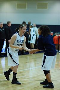 OE girls Basketball Vs Plainfield East 220