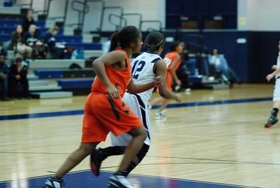 OE girls Basketball Vs Plainfield East 262