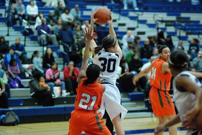 OE girls Basketball Vs Plainfield East 264
