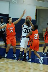 OE girls Basketball Vs Plainfield East 246