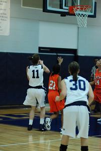 OE girls Basketball Vs Plainfield East 242