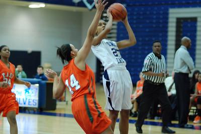 OE girls Basketball Vs Plainfield East 287
