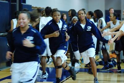 OE girls Basketball Vs Plainfield East 209