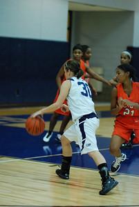 OE girls Basketball Vs Plainfield East 245