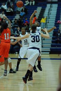 OE girls Basketball Vs Plainfield East 235