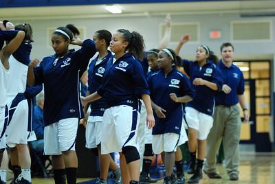 OE girls Basketball Vs Plainfield East 213