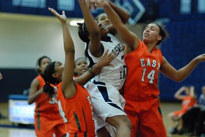 OE girls Basketball Vs Plainfield East 289