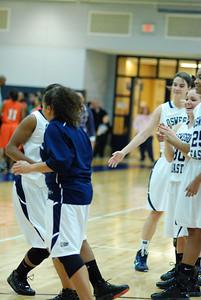 OE girls Basketball Vs Plainfield East 230