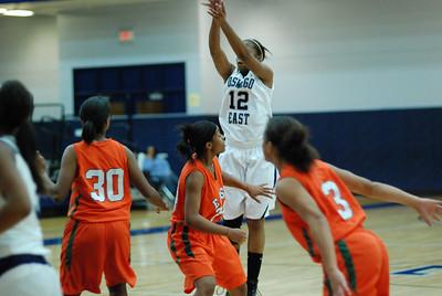 OE girls Basketball Vs Plainfield East 266