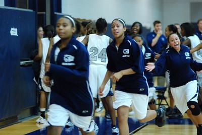 OE girls Basketball Vs Plainfield East 208