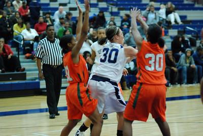 OE girls Basketball Vs Plainfield East 265