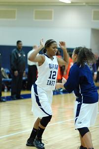 OE girls Basketball Vs Plainfield East 231