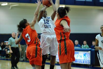 OE girls Basketball Vs Plainfield East 268