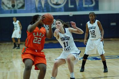 OE girls Basketball Vs Plainfield East 278