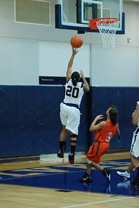 OE girls Basketball Vs Plainfield East 240