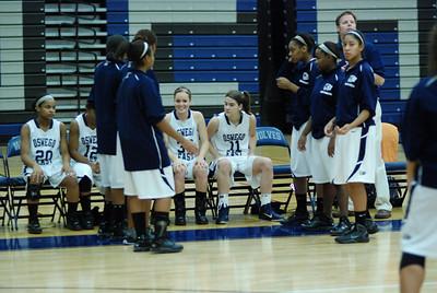 OE girls Basketball Vs Plainfield East 217