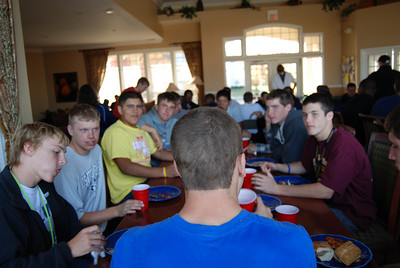 team dinner 09